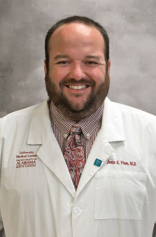 Justin Vines, MD