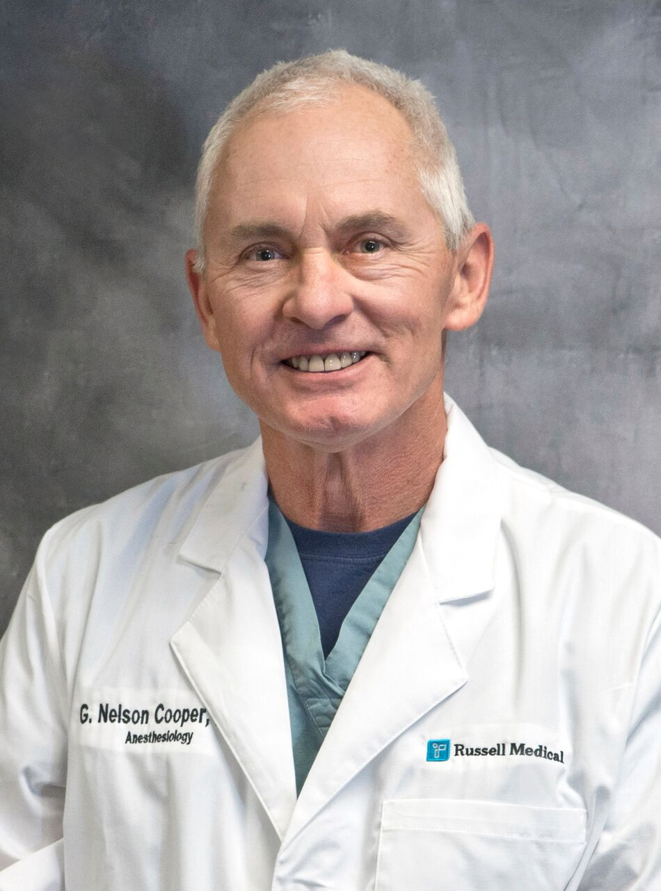 G. Nelson Cooper, MD