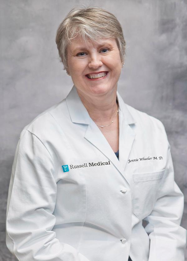 Jennie Wheeler, MD